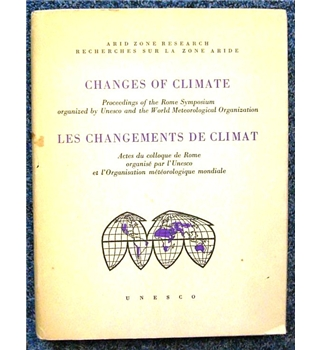 Changes of Climate
