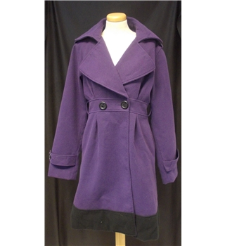 New York Laundry size: 10 purple coat