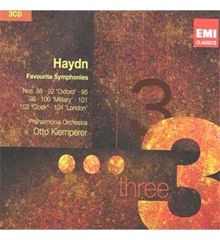 Haydn: Favourite symphonies
