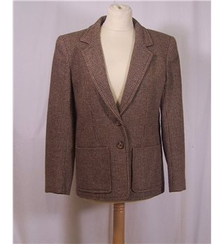 Dawn Breaker Size Small Brown Jacket