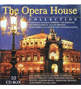 The Opera House Collection -- Various Artists
