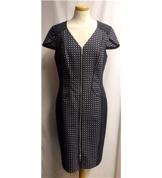 Autograph M&S size 12 navy dress