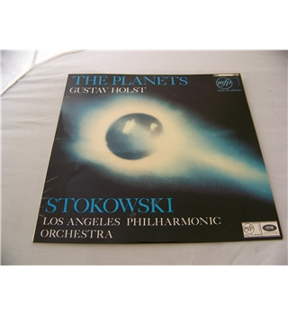 the planets suite los angeles philharmonic orchestra - mfp 2014