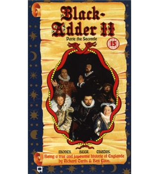 Blackadder II - Parte the seconde - Money / Beer / Chains 15