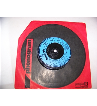 "The Lonely Shepherd (7"" single) James Last and Gheorghe Zamfir - 6042 346"