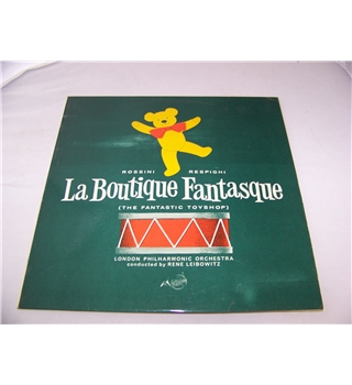 la boutique fantasque rene leibowitz - fdy 2055