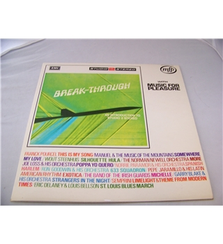 breakthrough various artists - mfp 1334