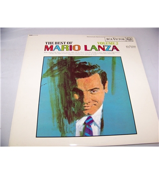 the best of mario lanza volume 2 - sb - 6746