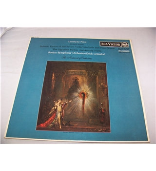 Salome: Dance of the Seven Veils boston symphony orchestra - rb-6639