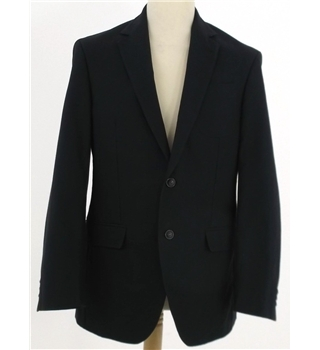 Blue Harbour Size 40/M Navy Single Breasted Blazer