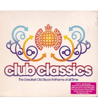 Club Classics; The Greatest Old Skool Anthems of all Time