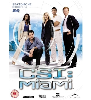 CSI Miami - Season 1 - Part 1 15