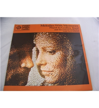 melodies with memories geoffrey brand - nspl 41009