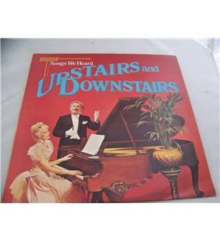 songs we heard  upstairs and downstairs david bowman and madge stephens - mer 376