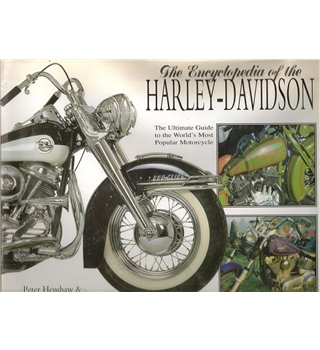 Encyclopedia of the Harley-Davidson