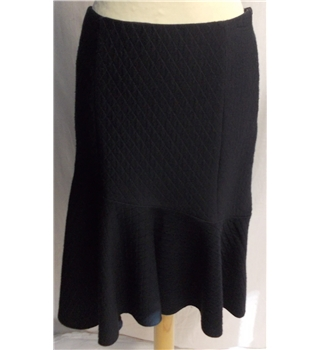 Per Una - Size: 8 - navy - A-line skirt
