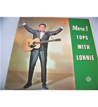 more! tops with lonnie lonnie donegan - npl 18063
