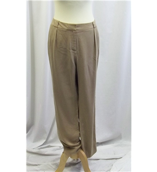 N.W.3 - Size 16 - Brown - Trousers