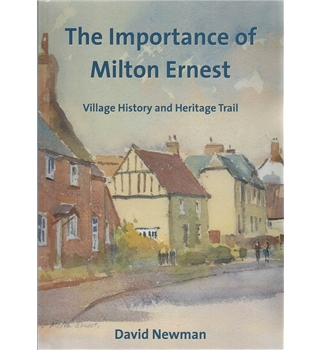 The Importance of Milton Ernest - Signed Copy