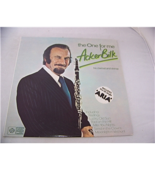 the one for me acker bilk - nsplx 41052