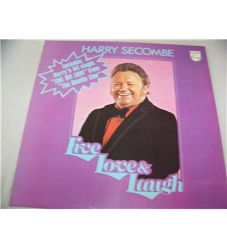 live love and laugh harry secombe - 6308 172