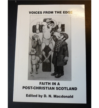 Voices from the Edge - Faith in a Post-Christian Scotland