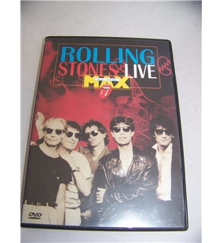 Rolling Stones live at the max
