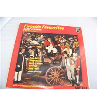fireside favourites harry secombe & the pickwickians - bl 7648