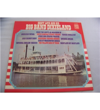 big band dixieland geoff love - mfp 50290
