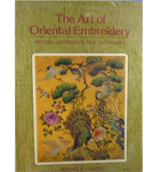 The Art of Oriental Embroidery