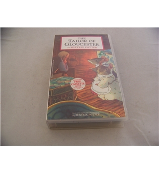 The tailor of Glocester (The world of Beatrix Potter and friends) Uc