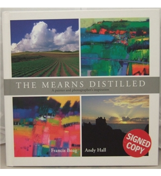 The Mearns Distilled-signed copy.
