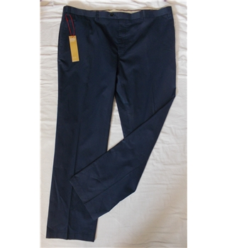 "NWT M&S - Size: 46"" waist - Navy blue - Trousers"