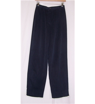 Country Casuals Size 8 Blue Trousers