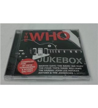The Who jukebox CD