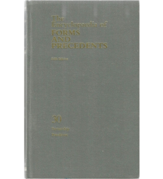 The Encyclopaedia of Forms and Precedents Volume 30 Partnership; Petroleum