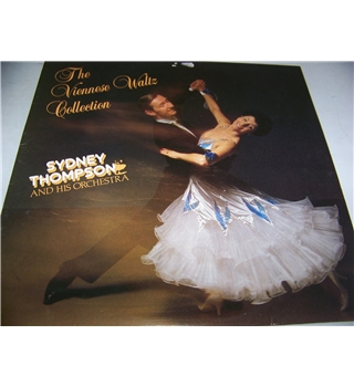 the viennese waltz collection sydney thompson - stc 25