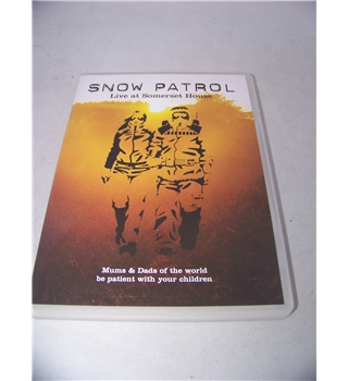 Snow Patrol: Live At Somerset House - August 2004 E