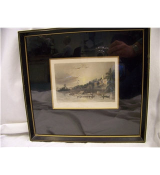 W H Barlett - Size medium - Brockville, St Laurence - 19th Century Print