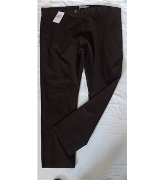 "NWOT M&S  - Size: 44"" waist - mulberry - Trousers"