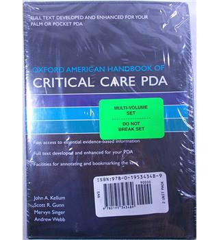 Oxford American Handbook of Critical Care