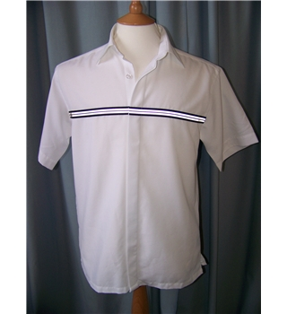 Primo - Size: S - White - Short sleeved