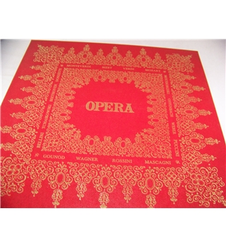 [The Magic World of] Opera Wagner various musicians and orchestras (6 LP box set) SMS 6306-11