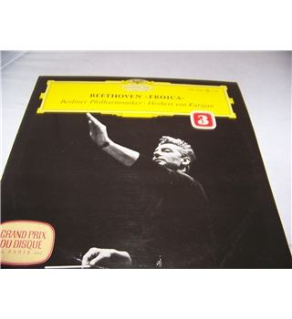 Beethoven's Symphony No 3 'Eroica' berlin philharmonic orchestra - lpm 18 802