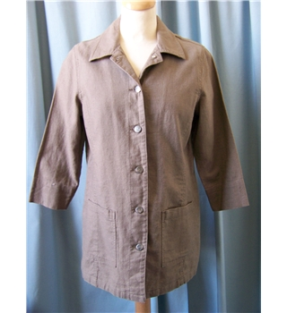 dash - Size: 10 - Brown - Casual jacket / coat