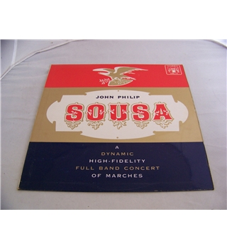John Philip Sousa - The Pride of the '48 Band - mal 588
