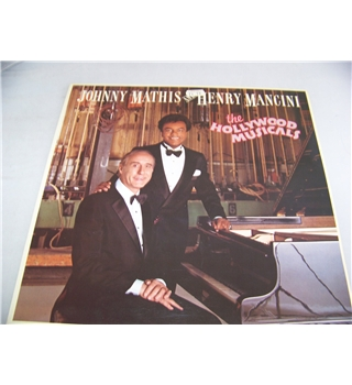 the hollywood musicals johnny mathis and henry mancini - 450258 1