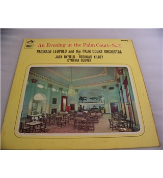 an evening at the palm court (No 2)  reginald leopold - clp 3566