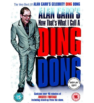 Alan Carr - Now that's what I call a ding dong 15