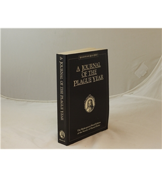 A Journal of the Plague Year Daniel Defoe Shakespeare Head Edition 1974 Reprint of the 1928 edition, Blackwell